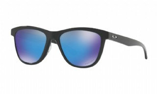 Oakley Moonlighter Polished Black / Prizm Sapphire
