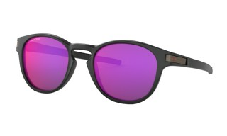 Oakley Latch Urban Collection Matte Black/ Transculent Red/ Prizm Road