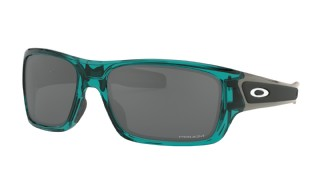 Oakley Turbine XS Translucent Arctic Surf/ Prizm Black Iridium