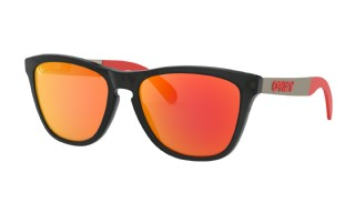 Oakley Frogskins Mix Moto GP  Matte Black Ink/ Prizm Ruby
