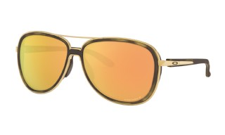 Oakley Split Time Brown Tortoise/ Prizm Rose Gold Polarized