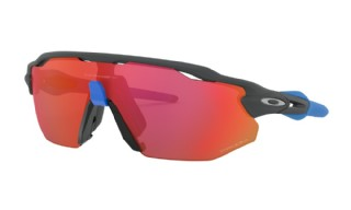 Oakley Radar EV Advancer Matte Carbon/ Prizm Trail Torch