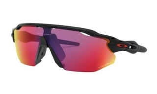 Oakley Radar EV Advancer Polished Black/ Prizm Road
