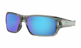 Oakley Turbine XS (extra small) Grey Ink / Prizm Sapphire Polarized