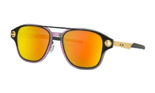 Oakley Coldfuse Matte Black/ Prizm Ruby Polarized