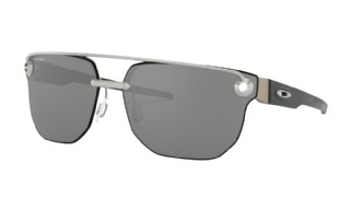 Oakley Chrystl Satin Chrome/ Prizm Black Iridium