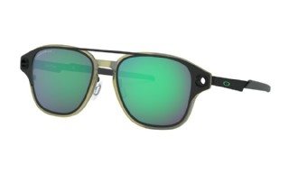 Oakley Coldfuse Matte Black/ Prizm Jade Polarized