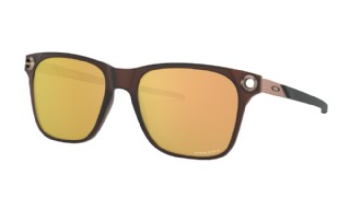 Oakley Apparition Satin Dark Amber/ Prizm Rose Gold