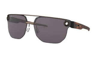 Oakley Chrystl Satin Toast/ Prizm Grey