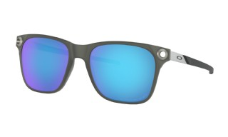 Oakley Apparition Satin Black Ink/ Sapphire Iridium Polarized