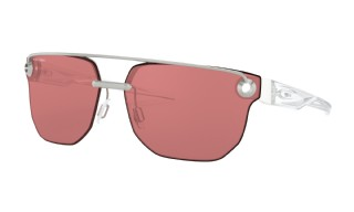 Oakley Chrystl Satin Chrome/ Prizm Berry