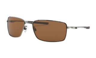 Oakley Square Wire Tungsten/ Prizm Tungsten Polarized