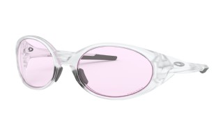 Oakley EyeJacket Redux Matte Clear/ Prizm Low Light