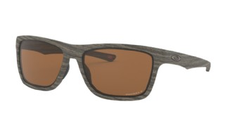 Oakley Holston Wood Grain/ Prizm Tungsten Polarized