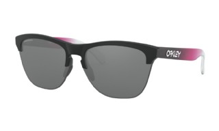 Oakley Frogskins Lite Ignite Fade Collection Pink Fade/ Prizm Black Iridium