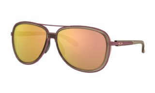 Oakley Split Time Matte Sepia/ Prizm Rose Gold