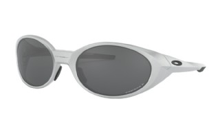 Oakley EyeJacket Redux Silver/ Prizm Black Polarized