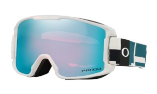 Oakley Line Miner Youth Iconography Balsam/ Prizm Snow Sapphire