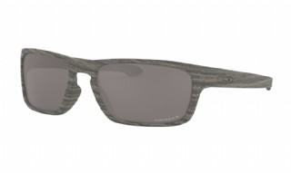 Oakley Sliver Stealth Woodgrain / Prizm Black Polarized
