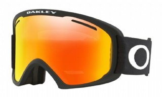 Oakley O-Frame 2.0  Pro XL Matte Black / Fire Iridium & Persimmon