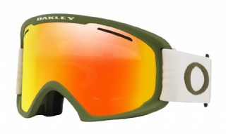 Oakley O-Frame 2.0 Pro XL Dark Brush Grey / Fire Iridium & Persimmon