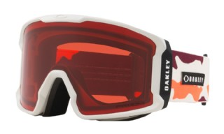 Oakley Line Miner Neon Orange Camo / Prizm Rose