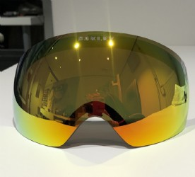 Oakley Flight Deck XM Snow Lens / Fire iridium