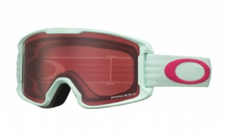Oakley Line Miner Youth Jasmine Red / Prizm Snow Rose