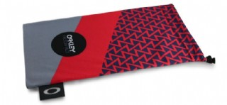Oakley FP Printed Microbag / Red Grey