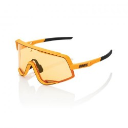 100% Glendale Soft Tact Mustard/ Yellow Lens
