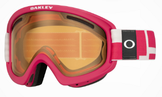 Oakley O-Frame 2.0 Pro XS (Kids) Iconography Pink/ Persimmon