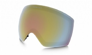 Oakley Flight Deck Snow Lens/ VR50 Pink Iridium