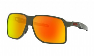 Oakley Portal Polished Black/ Prizm Ruby Polarized