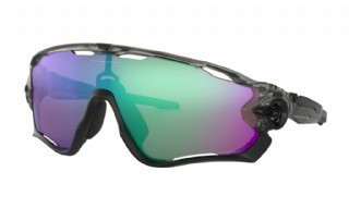 Oakley Jawbreaker Grey Ink/ Prizm Road Jade