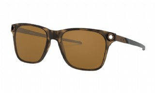 Oakley Apparition Brown Tortoise/ Tungsten Iridium Polarized