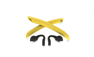 Oakley Radarlock Earsocks/ Nosepieces Yellow