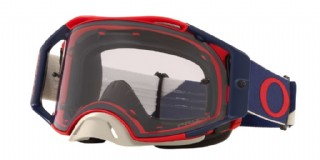 Oakley Airbrake MX Red Navy/ Prizm MX Low Light