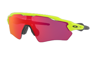 Oakley Custom Radar EV XS Retina Burn/ Prizm Field