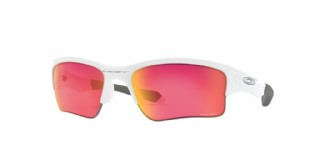 Oakley Quarter Jacket Polished White/ Prizm Field