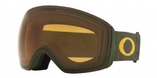 Oakley Flight Deck Prizm Icon Dark Brush Mustard/ Prizm Persimmon