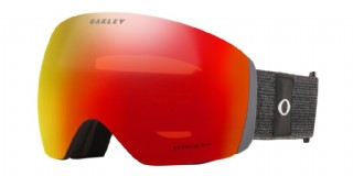Oakley Flight Deck Heathered Black Grey/ Prizm Torch