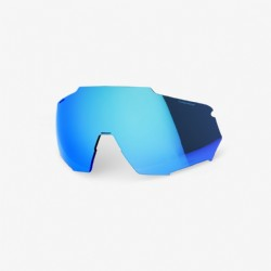 100% Racetrap Lens/ HiPER Blue Multilayer Mirror