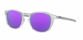 Oakley Pitchman R Polished Clear/ Prizm Violet