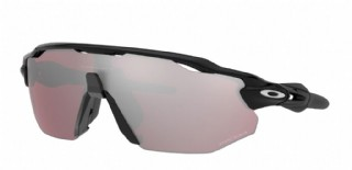 Oakley Radar EV Advancer Polished Black/ Prizm Snow Black Iridium