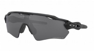 Oakley Radar EV XS(extra small) Polished Black/ Prizm Black Polarized