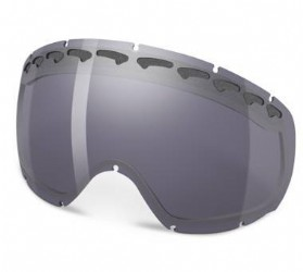 -Oakley Crowbar Lens Dark Grey