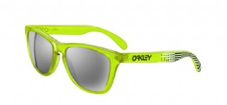 Oakley Frogskins Limited Edition Deuce Coupe Sulpher/ Black Iridium