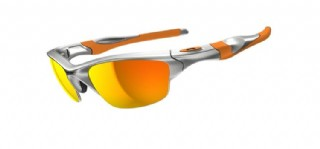 Oakley Half Jacket 2.0 Silver/ Fire Iridium