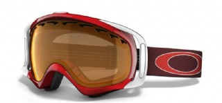 Oakley Crowbar Snow Red Rhone/ Persimmon
