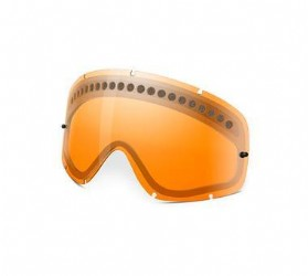 Oakley O Frame MX lens Dual-Vented Persimmon